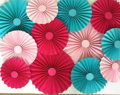 b9b864d2fe ... Fioratas Painel Tiffany Pink LUXO pronta entrega!