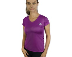 Camiseta Color Dry Workout - Lilas - Muv