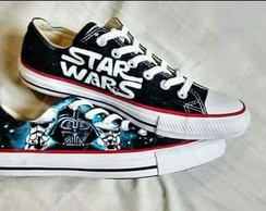 all star personalizado star wars