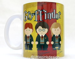 Mug Harry Potter - Grifinória