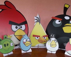 DISPLAY ANGRY BIRD