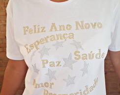 Camiseta Reveillon black friday Pronta entrega