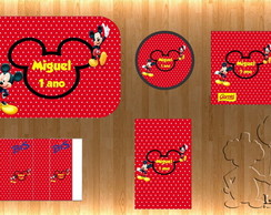 Arte Kit Digital - Mickey