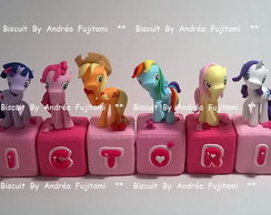 Cubos My Little Pony