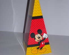 Cone triangular estampado Mickey