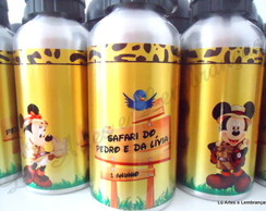 Squeeze Minnie e Mickey Safari