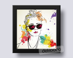 Quadro Decorativo - Girl
