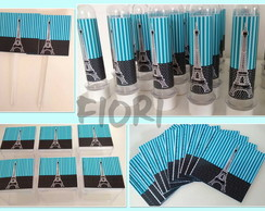Kit Moda azul Tiffany