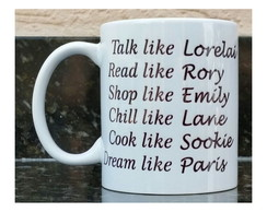 Caneca Gilmore Girls Like