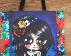 Bolsa Sacola Monster High