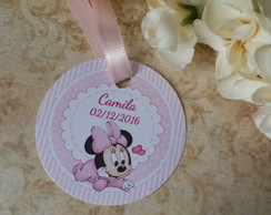 Tag Personalizada Minnie