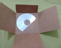 Envelope Personalizado CD