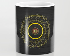 Caneca Lord of The Ring Sauron Eye