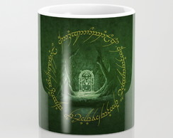 Caneca Doors of Durin