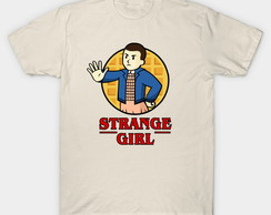 Camiseta Stranger Girl