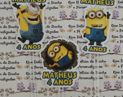 Toppers Minions