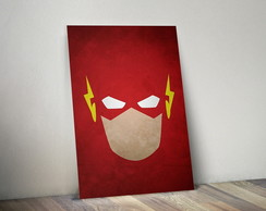 Quadro Decorativo - Poster Flash