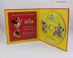 CD/ DVD Mickey e Minnie