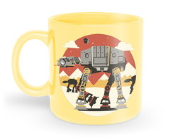 Canecas Star Wars - Rogue One At-At