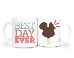Caneca Best Day Ever