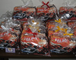 Almofada Personalizada 22x30 Hot Wheels