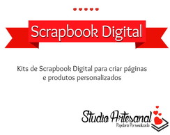 Kit Scrapbook Digital