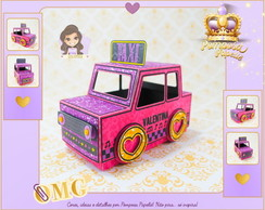 Caixa Carro Boo York - Monster High
