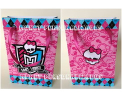 Sacolinha surpresa - MONSTER HIGH 02