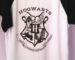 Camiseta Harry Potter - Casas Hogwarts