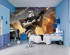 Star Wars Adesivos Painel