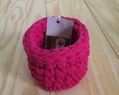 Cachepot rosa pink pequeno