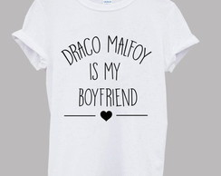 Camiseta Draco Malfoy - Harry Potter M