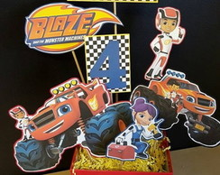 Blaze Monster Machines