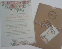 Convite Envelope Craft