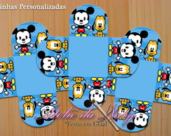 Forminhas - Mickey Mouse