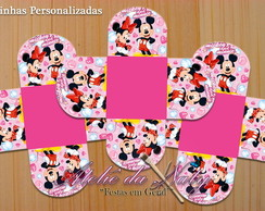 Forminhas - Mickey e Minnie