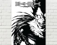 Placa Decorativa Death Note Ryuk