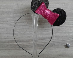 Tiara Minnie Fashion - Headband