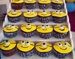 Mini Cupcake Minnions