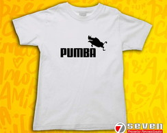 Camiseta Divertidas - Pumba