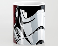 Kit Caneca Stormtrooper Empire Luxo