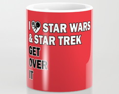 Caneca STAR WARS IN TREK