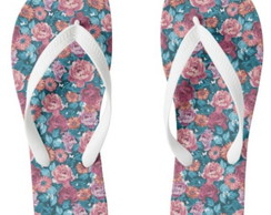 Chinelo Estampado