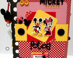 Álbum Mickey & Minnie - 200 FOTOS