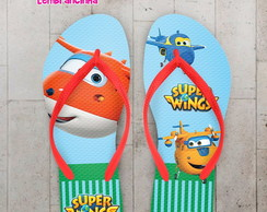 Chinelo Infantil Super Wings
