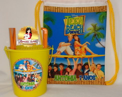 kit verão TEEN BEACH MOVIE