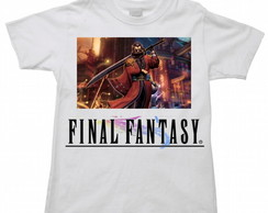 Camiseta Final Fantasy - 02