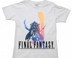 Camiseta Final Fantasy - 04