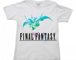 Camiseta Final Fantasy - 08