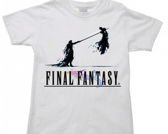 Camiseta Final Fantasy - 09